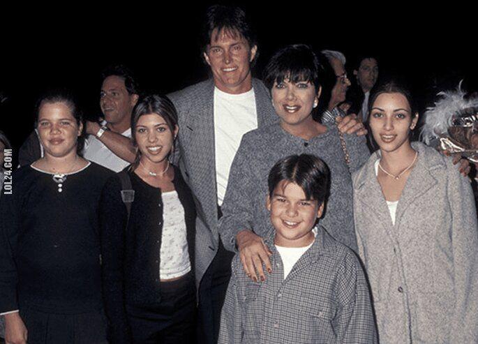 pozostała : Rodzina Kardashianów zanim usłyszeli o operacjach