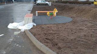 Wypasiony osiedlowy plac zabaw