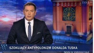 Wiadomości TVP - Donald Tusk