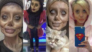 Sahar Tabar chciała wyglądać jak Angelina Jolie