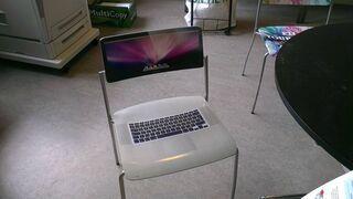 Krzesło od apple