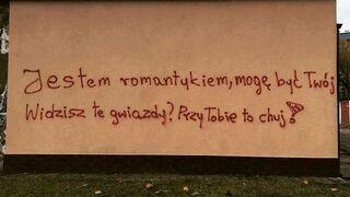 Jestem romantykiem, mogę być Twój