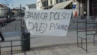 Granica Polski, dalej ....
