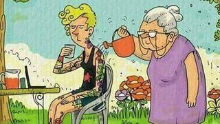 Babcina troska