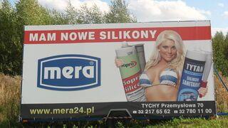 """Mam nowe silikony"""