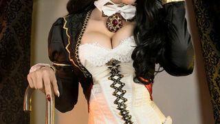 Cosplay - Zatanna Zatar