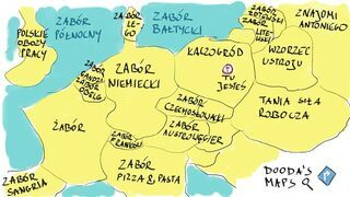 Prezydencka mapa Europy
