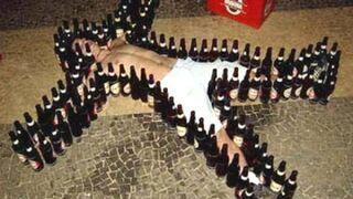 butelkowy Orzeł