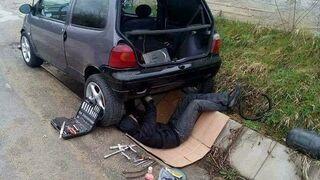 Kiedy potrzebuje kanału, aby naprawić samochód