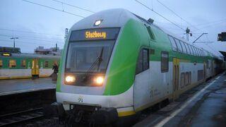 Pociąg służbowy
