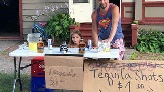 Lemoniada vs Tequila
