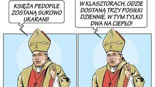 Księża pedofile zostaną surowo ukarani!