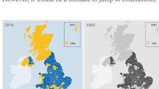 Brexit a choroba szalonych krów