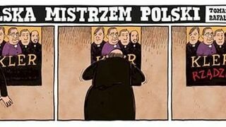 Kler rządzi