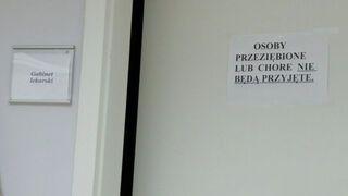 Gabinet lekarski...