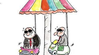Etap szkoleniowy kierowców BOR-u