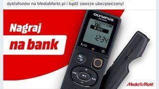 Nagraj na bank - MediaMarkt