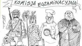 Komisja egzaminacyjna