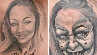 Jak zmienić tatuaż swojej byłej