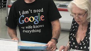 Ten facet nie potrzebuje Google