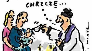 Chrzest dziecka ateistów