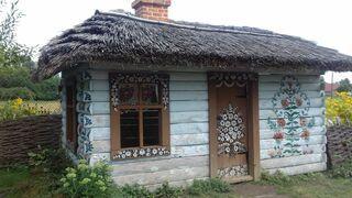 Moje podróże... Zalipie malowana wieś