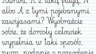 Kto tak pisze?