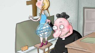 Podwójna adoracja krzyża