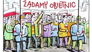 Demo przeciwko ciszy wyborczej