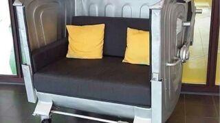 Nowa kanapa IKEA