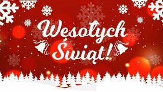 Wesołych świąt..