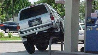 Zaparkowany