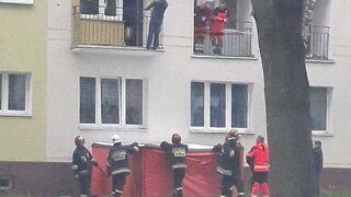 Samobójca na pierwszym piętrze