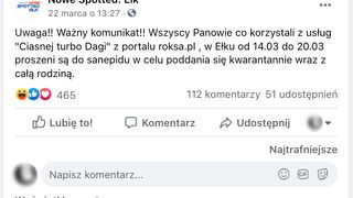 """Ciasna turbo Daga"" z roksy"