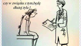 Panie doktorze....