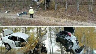 Mówili, że w roku 2020 samochody będą latać i latają. Tylko mają jeszcze kłopoty z lądowaniem!