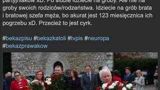 Jarosław złapał bukiet na drugim ślubie Kurskiego?