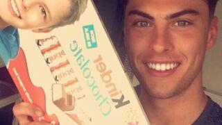 Tak wygląda teraz chłopak z pudełka Kinder czekolady