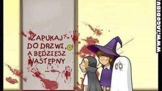 Jak radzić sobie z nachodzącymi człowieka w Halloween hordami... ;)