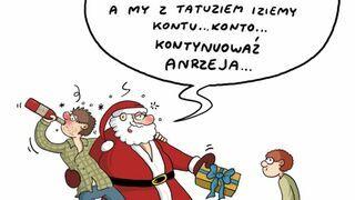 Pijany Mikołaj