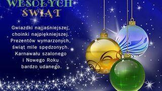 Wesolych świąt
