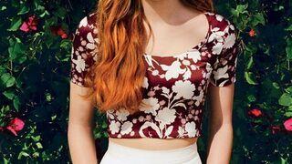 Rudowłosa piękność