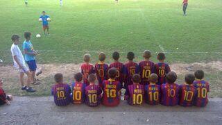 Wspólny idol - Messi