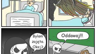Śmierć też miewa problemy