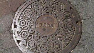Teleport naprawdę istnieje