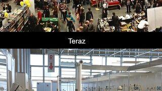 Hala Międzynarodowych Targów Poznańskich.