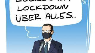 Lockdown, lockdown...