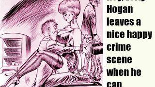 Nice happy crime...