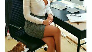Urocza sekretarka