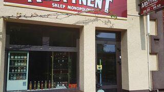 Jak nazwać sklep monopolowy